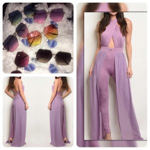 Butterfly jumpsuit ...